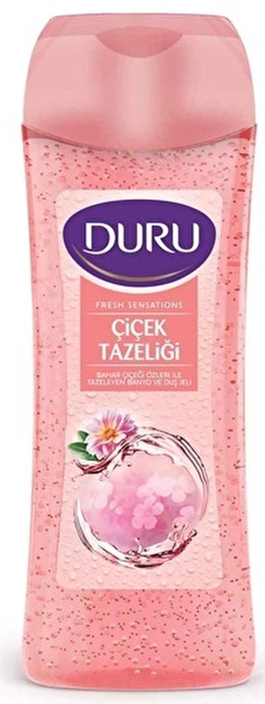 Duru Duru Fresh Sensations Çiçek Tazeliği Duş Jeli 450 ml Renksiz